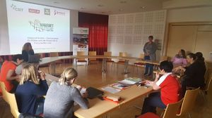 Mamanet Workshop und Schnuppertraining in Deutsch Kaltenbrunn