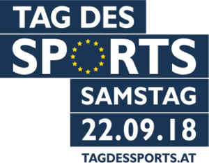 Tag des Sports 2018 am 22. Sept. – den ganzen Tag Mamanet und ÖPA Aktion am Volleyball – Court