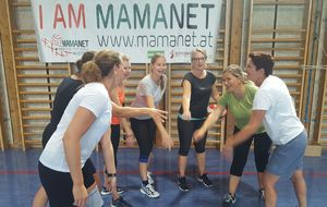 Workshop und Trainingstag bei Mamanet Hohenems